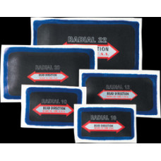 Euro Style radial patch 11-735 (10 pcs)