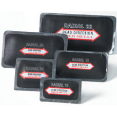Repair units with Aramid cord for radial tire 11-808 (20pcs.)