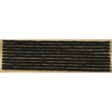 Black thin string-type insert 12-370 (50pcs.)