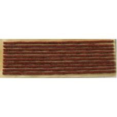 Brown thin string-type insert 12-370BR(50pcs.)