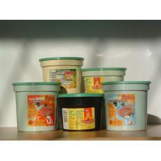 Organic hand-washing paste (1pcs.)