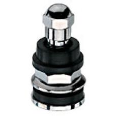 Tubeless metal clamp-in  valve TR416B (1pcs.)
