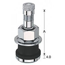 Large bore tubeless valve TR 501 (1pcs.)